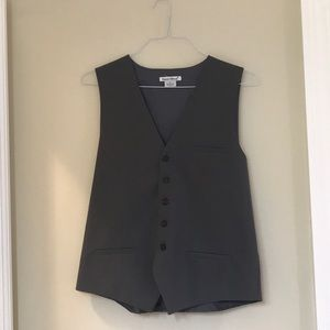 Vest - Men's Medium - Grey